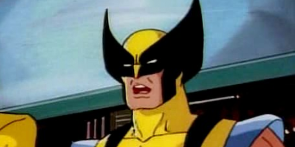 wolverine x-men animated