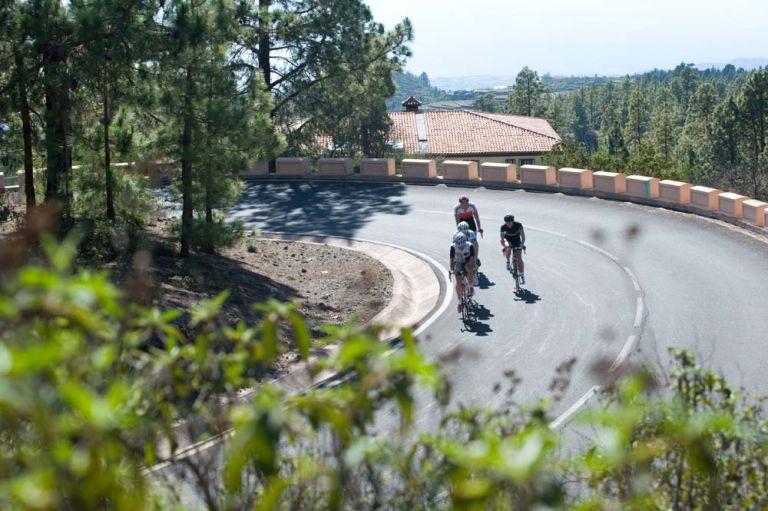 cycling camp training camp holiday