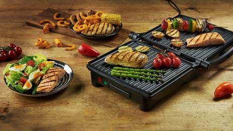 George Foreman Flexe Grill