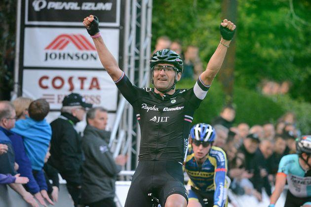 Kristian House wins, Tour Series 2013, Durham