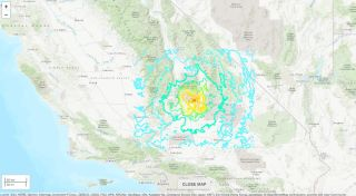 Another Massive Quake Rocks Southern California  | Live Science