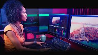 Best free video editing software: Da Vinci Resolve