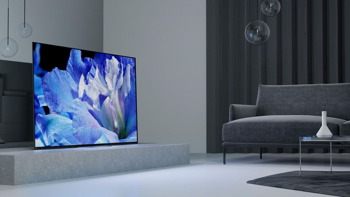 sony tv line up 2018 here s every sony bravia tv coming. Black Bedroom Furniture Sets. Home Design Ideas