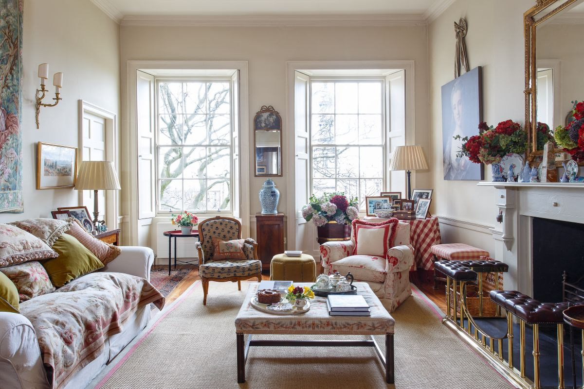 15 Inspiring Traditional Living Room Ideas