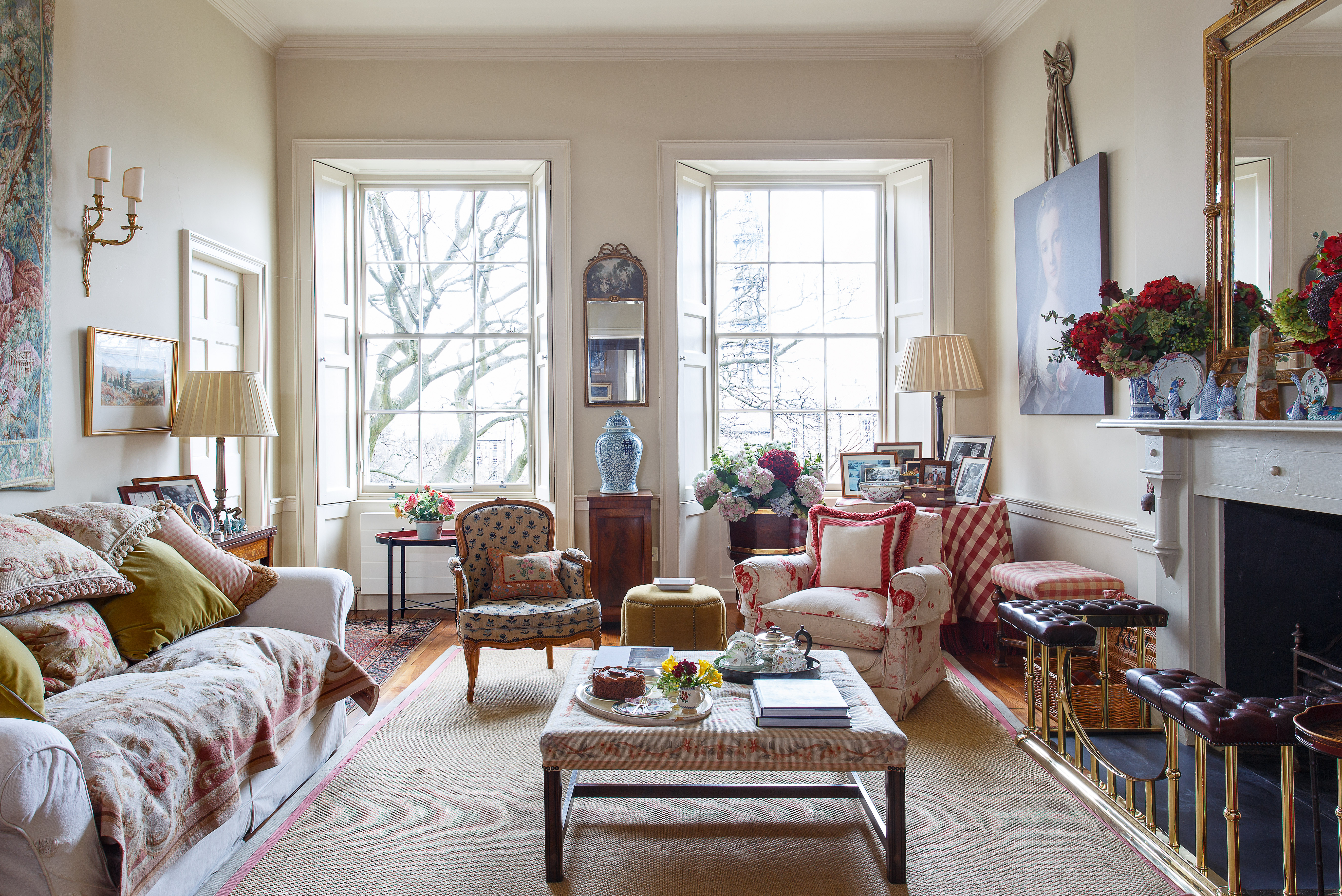 11 inspiring traditional living room ideas  Real Homes
