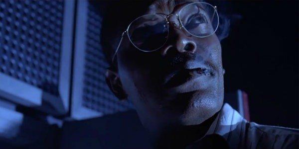 Samuel L. Jackson in Jurassic Park