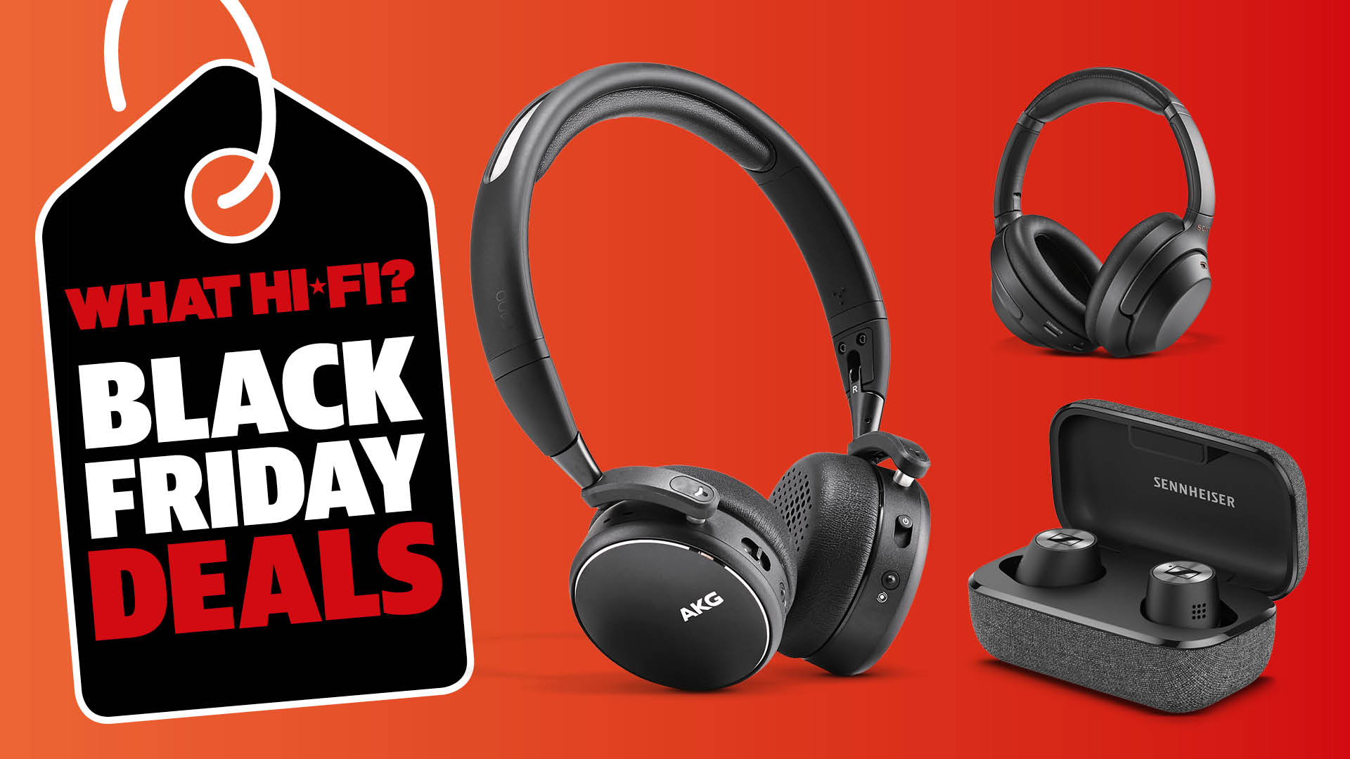 Best Black Friday Headphones Deals 2020 Bose Beats Sony And More What Hi Fi
