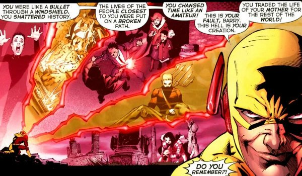flashpoint reverse flash time travel