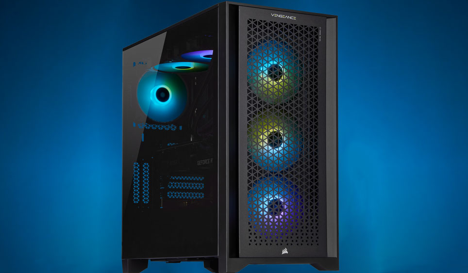 Corsair's new gaming PC has all the hardware you can't buy right now