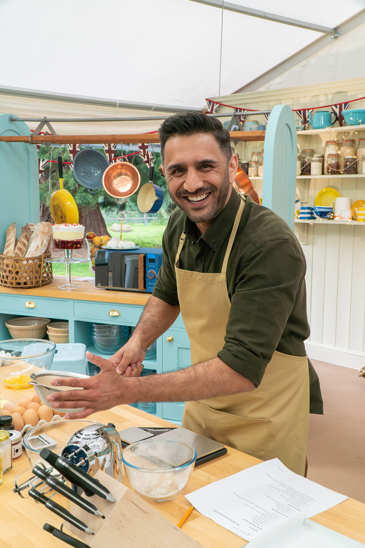 Chigs The Great British Bake Off