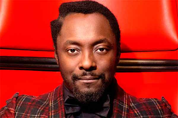 The Voice judge Will.i.am