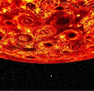 Jupiter's Polar Cyclones
