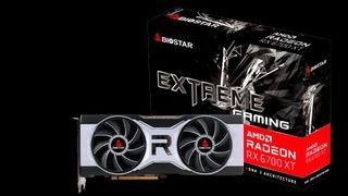 Biostar Radeon RX 6700 XT