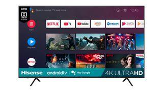 HUGE Cyber Monday Smart TV deal: $599 for a 4K Hisense 75-Inch TV!