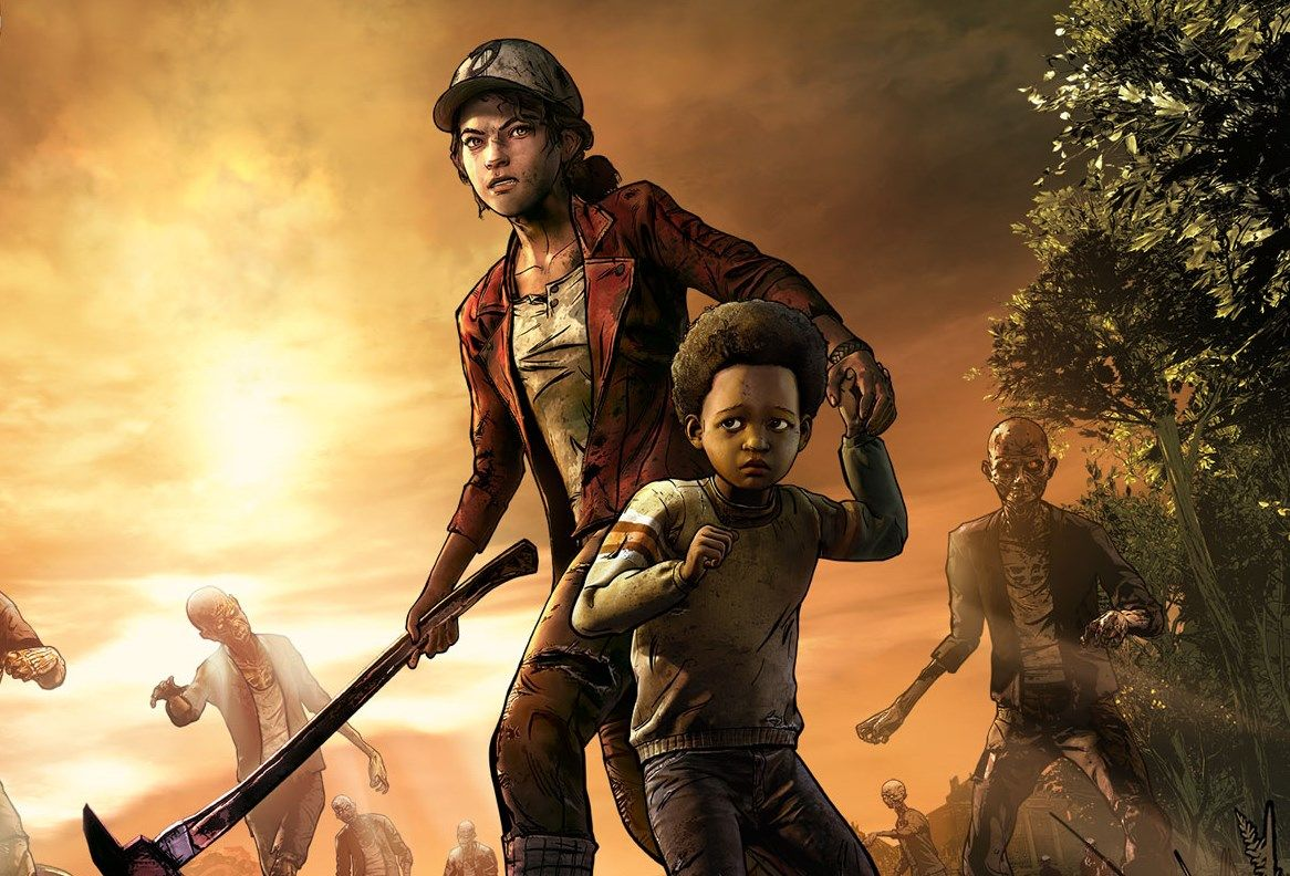 Check out the first 15 minutes of Telltale's The Walking Dead: The Final Season