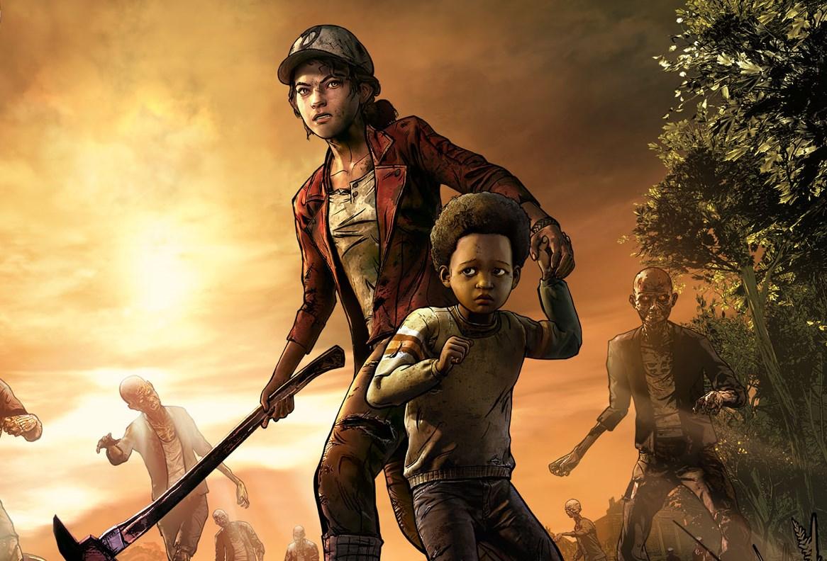 Telltale Teases The Walking Dead S Final Season With A
