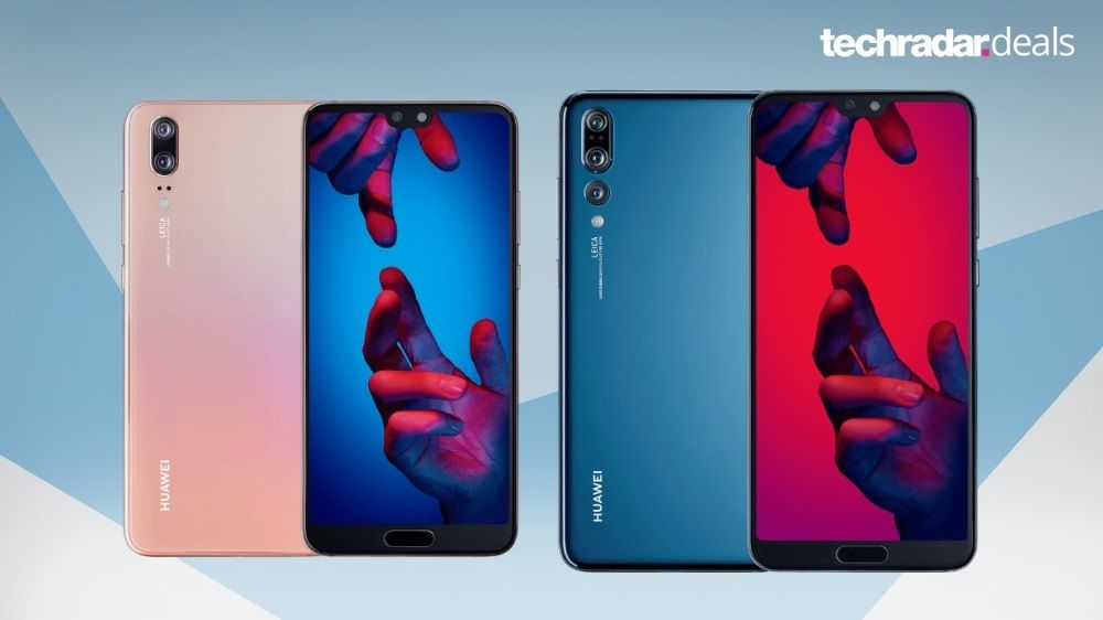 These £18 per month Huawei P20 and P20 Pro deals are absolute bargains