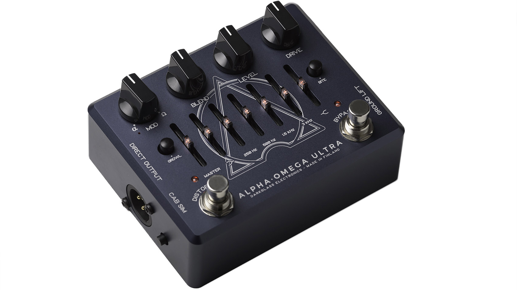 Namm 2018 Darkglass Debuts Its Most Versatile Bass Preamp Pedal Yet