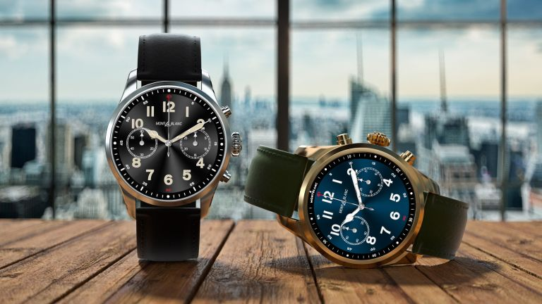 Montblanc reveals new Summit 2+ smartwatch and first wireless headphones