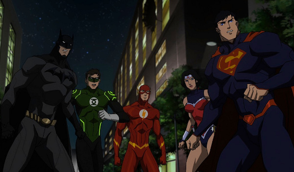 See Every Justice League Member Ever In Awesome Video Montage
