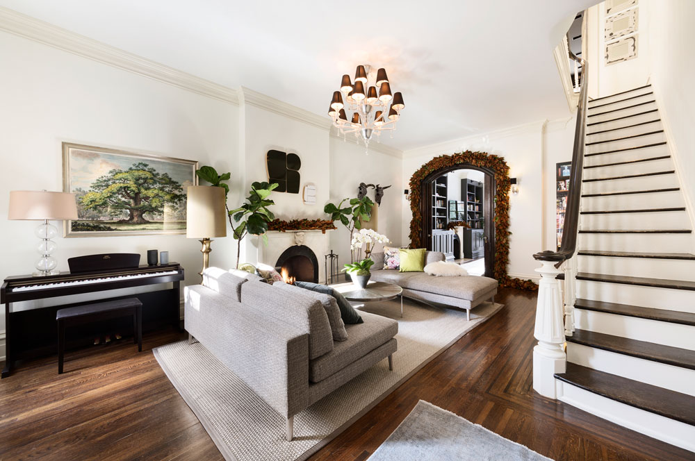 See Inside Hillary Swank and Chad Lowe's New York Townhouse