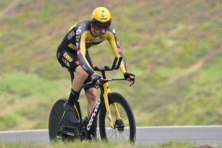 Tom Dumoulin (Jumbo-Visma) at Tour de Suisse
