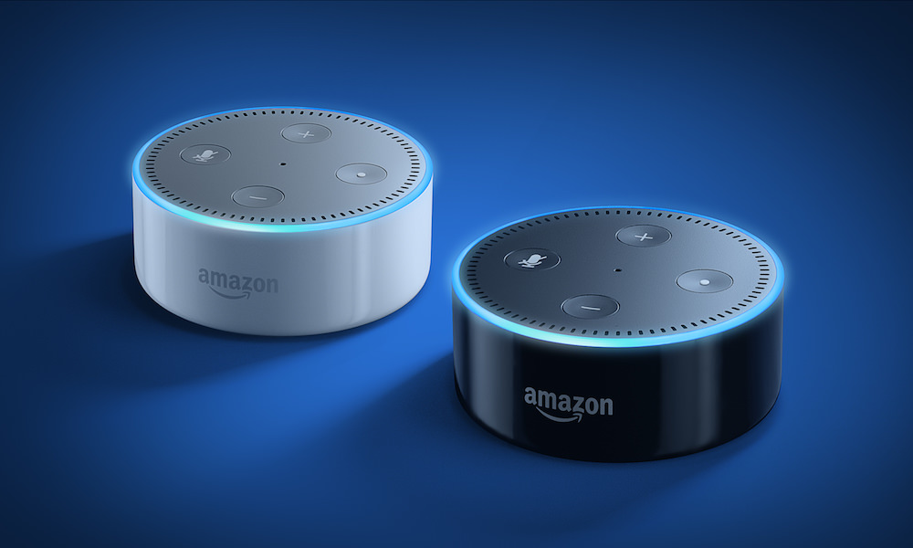 Other Home Audio - LOCAL STOCK - Amazon Echo Dot (2nd Generation