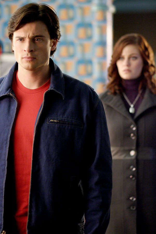 Smallville: The Complete Eighth Season Comes To DVD #8997