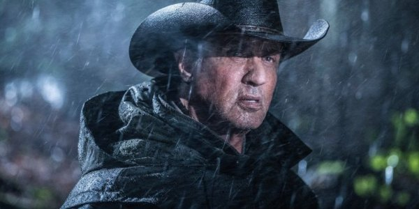 Sylvester Stallone Shares Action Footage From The Set Of Rambo V: Last Blood
