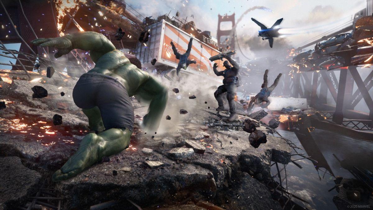 """Marvel's Avengers PC specs revealed alongside 30gb """"texture pack"""""""