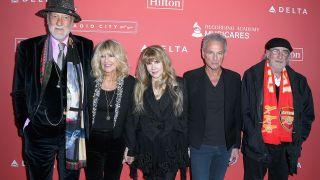 Buckingham with Fleetwood Mac in January 2018