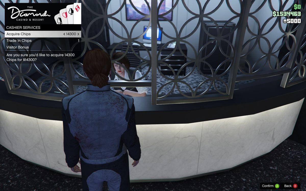 GTA Online's Diamond Casino is open for business | PC Gamer