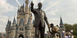 Partners Statue at Magic Kingdom Walt Disney World