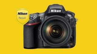 Nikon USA suspends repair services