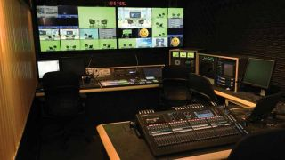 NetApp's Video Production Facilities Take on a New Look