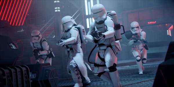 How Star Wars Battlefront II Is Changing The Squad System