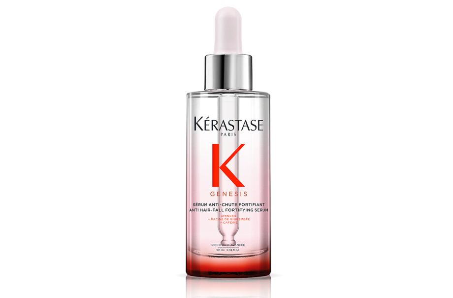 hair serum reduce hair fall kerastase genesis