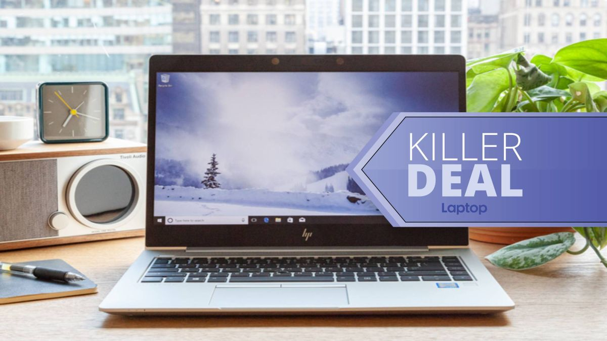 HP's best business laptop is now $330 off in Microsoft laptop deal