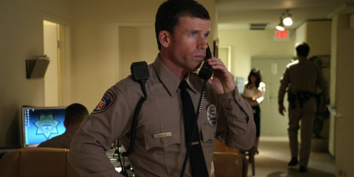 Taylor Sheridan in Sons of Anarchy