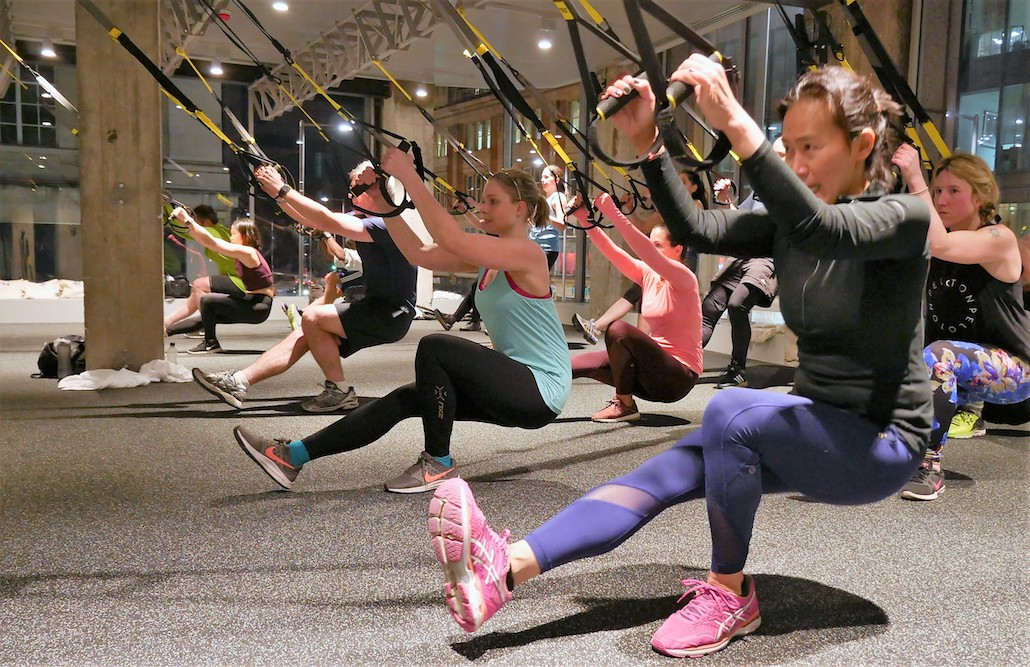 Spin classes: cycling inspired fitness or a road to ruined