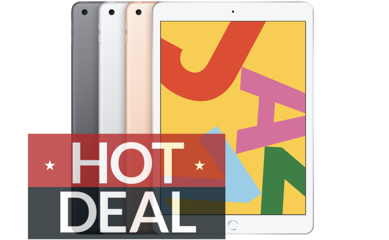 Apple iPad 10.2 Walmart Black Friday deals