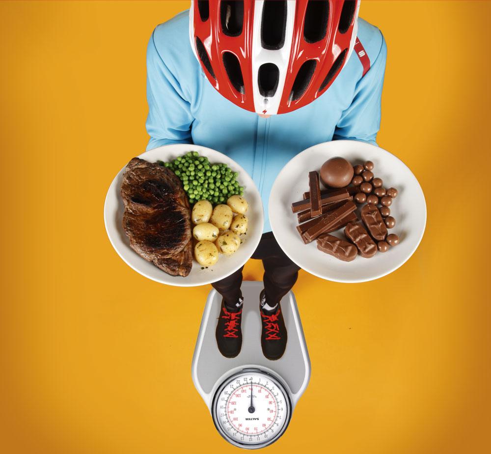 calories brûlées sur un vélo