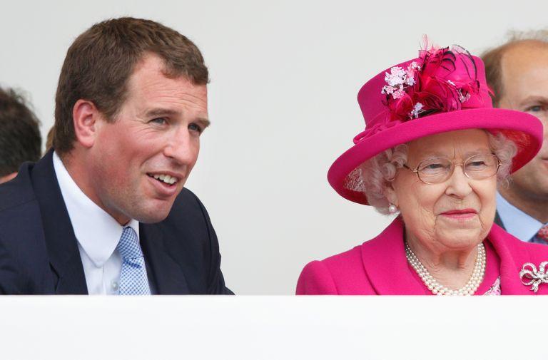 peter phillips reveals queens state ahead crisis talks sandringham