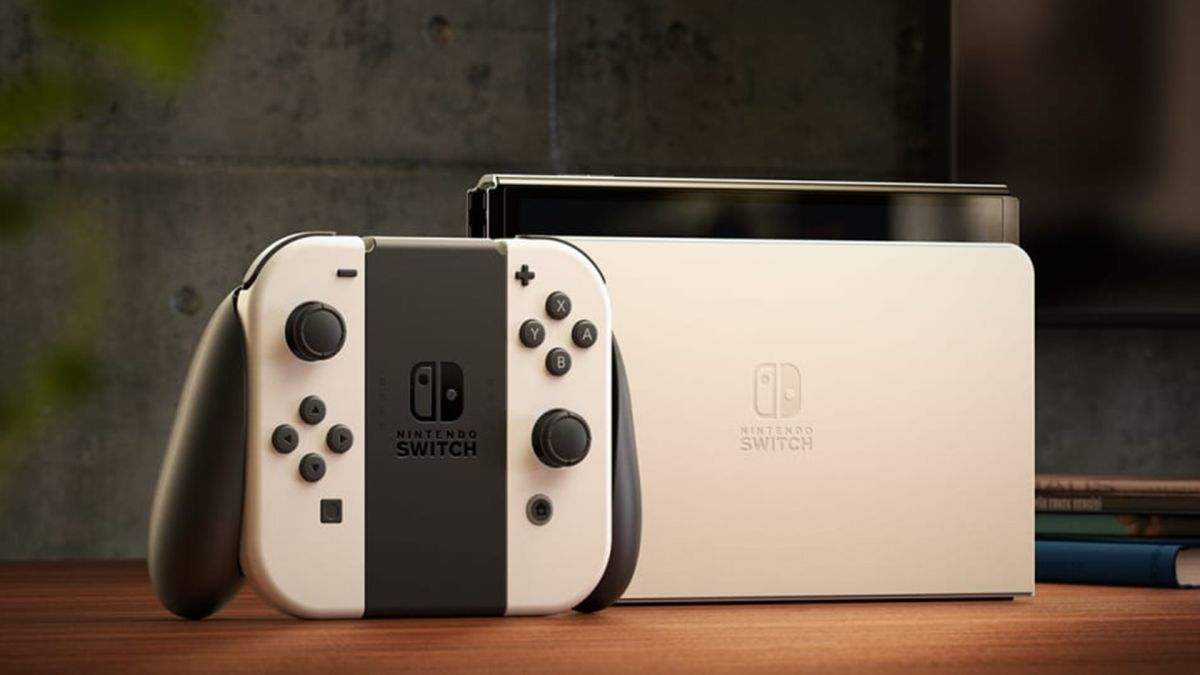 Drop everything, a new Nintendo Switch might be in the works