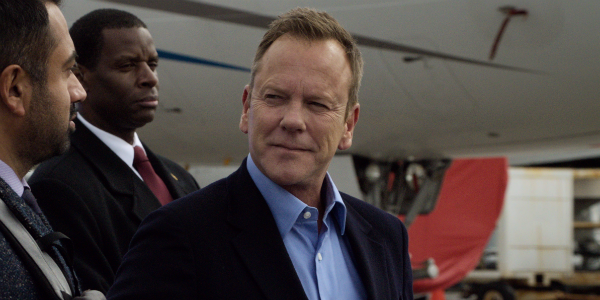 Designated Survivor Kiefer Sutherland Thomas Tom Kirkland Netflix