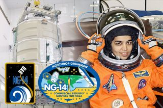 Northrop Grumman has named its next International Space Station-bound Cygnus spacecraft the S.S. Kalpana Chawla after the fallen NASA astronaut who was the first Indian-born woman to fly into space.