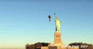 NYC Jetpack Flight