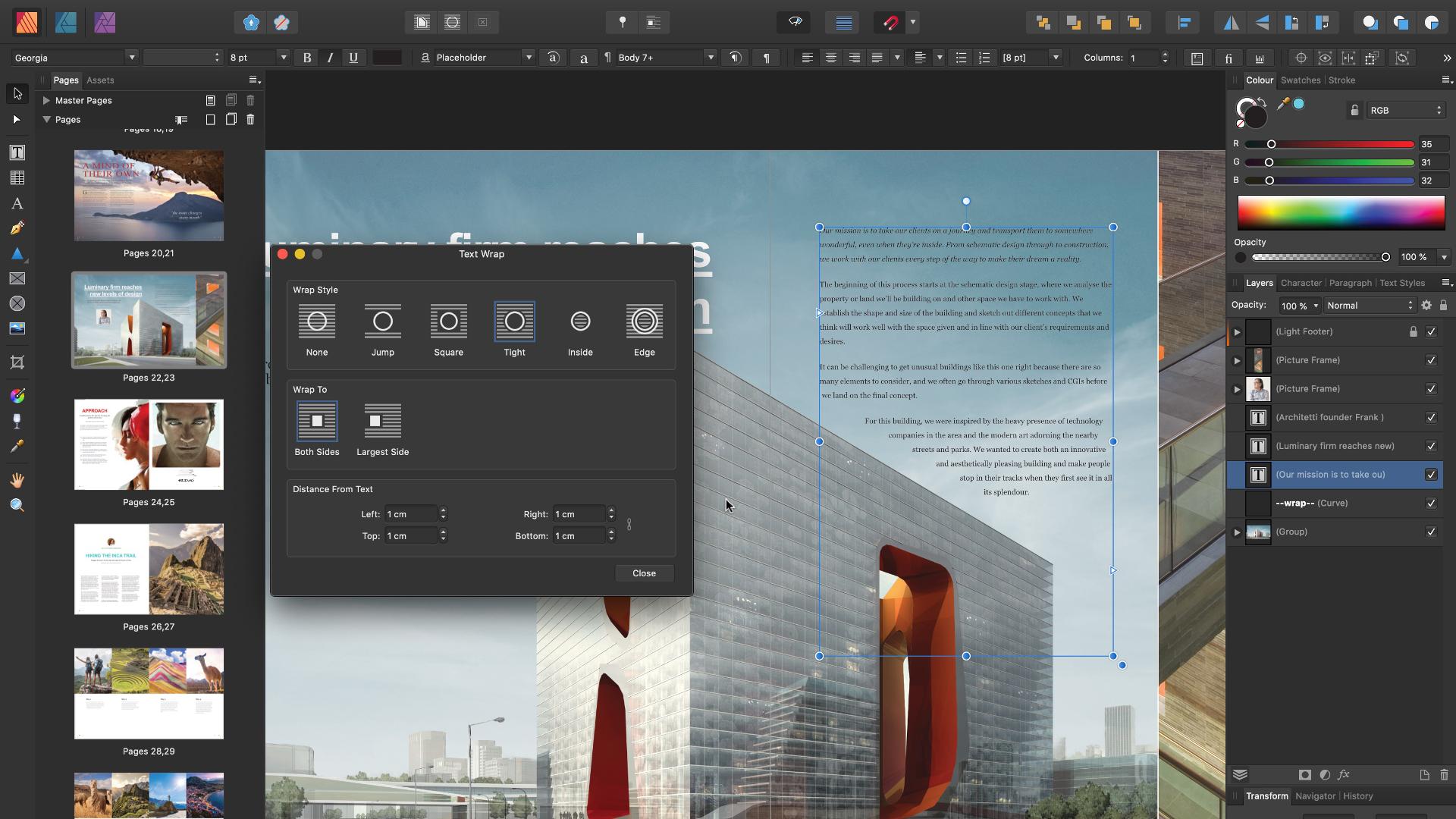 Affinity Publisher DTP software review | TechRadar