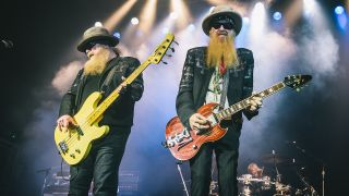 ZZ Top announce the first three dates of their planned 2019 UK and European tour to mark their 50th anniversary