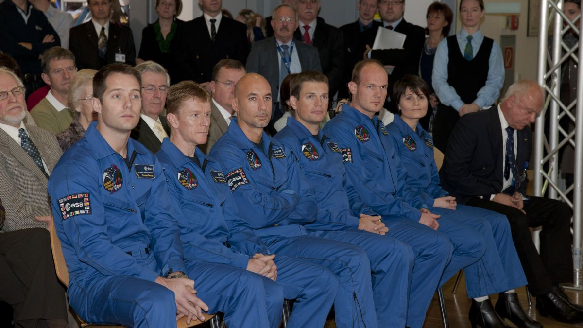 More than 22,000 apply to join European Space Agency's astronaut corps, a new record